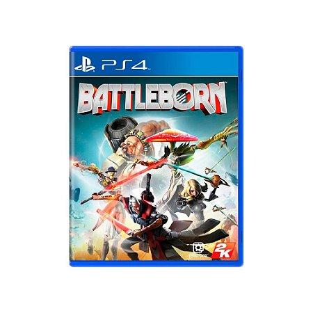 Battleborn - Usado - PS4