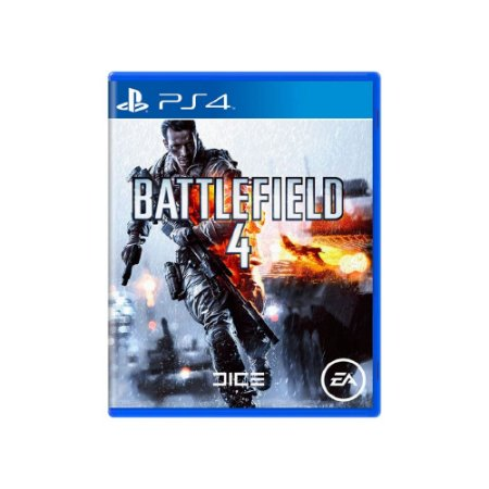 Battlefield 4 - Usado - PS4