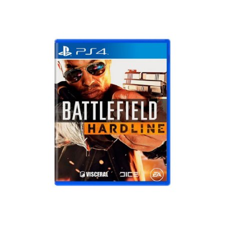 Battlefield Hardline - Usado - PS4