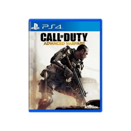 Jogo Call of Duty: Advanced Warfare - |Usado| - PS4