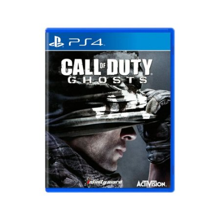 Call of Duty Ghosts - Usado - PS4