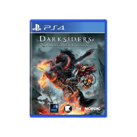 Darksiders: Warmastered Edition - Usado -  PS4