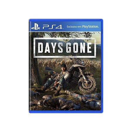 Days Gone - Usado - PS4