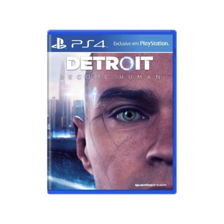 Detroit: Become Human - Usado - PS4