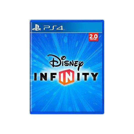 Jogo Disney Infinity 2.0 - |Usado| - PS4