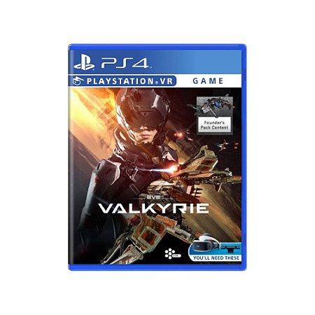 EVE: Valkyrie - Usado - PS4