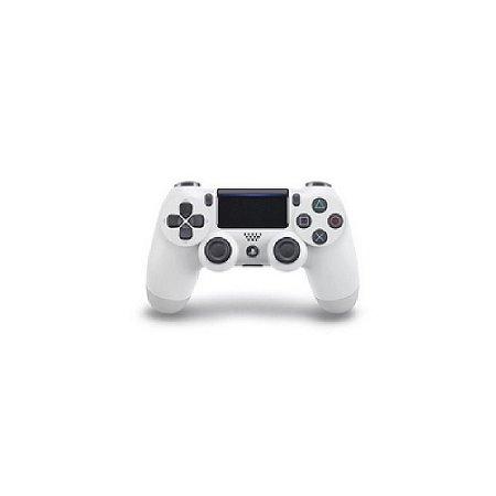 Controle Sony Dualshock 4 Branco - PS4