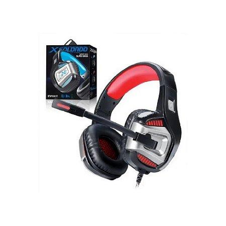 Headset Gamer X Soldado GH-X1800 - PS4