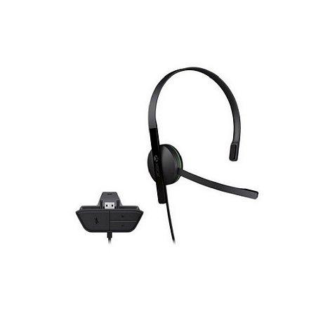 Headset Microsoft Básico com fio - Usado - Xbox One