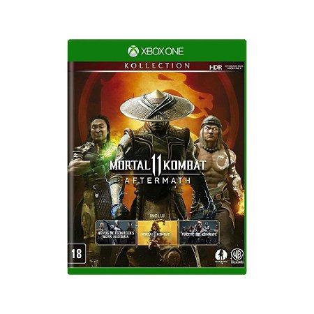 Mortal Kombat 11 (Aftermath Kollection) - Xbox One