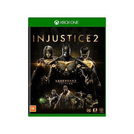 Injustice 2 (Legendary Edition) - Xbox One