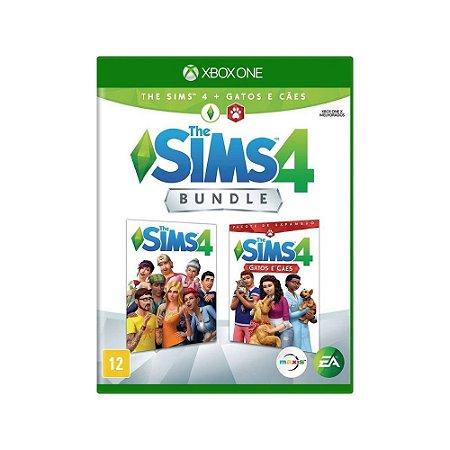 The Sims 4: Gatos e Cães (Bundle) - Xbox One