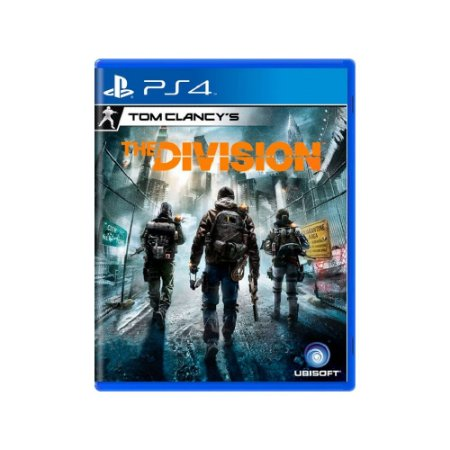 Tom Clancy's: The Division - Usado - PS4