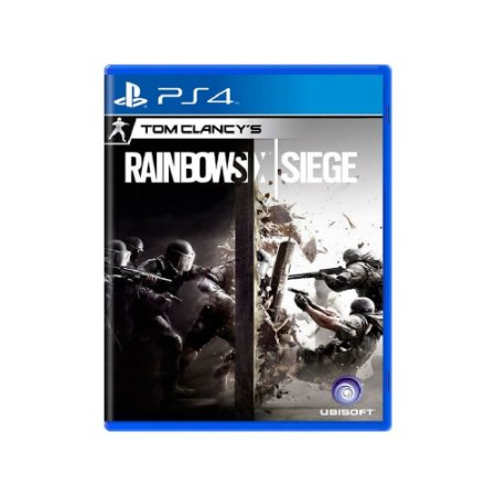 Tom Clancy's: Rainbow Six Siege - Usado - PS4