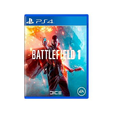 Battlefield 1 - Usado - PS4