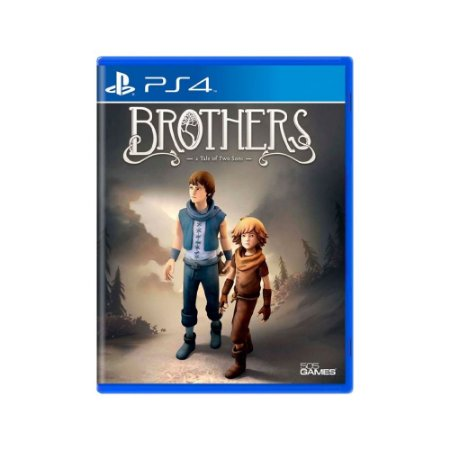 Brothers: A Tale of Two Sons - Usado - PS4
