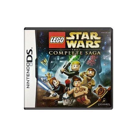 LEGO Star Wars: The Complete Saga - Usado - DS