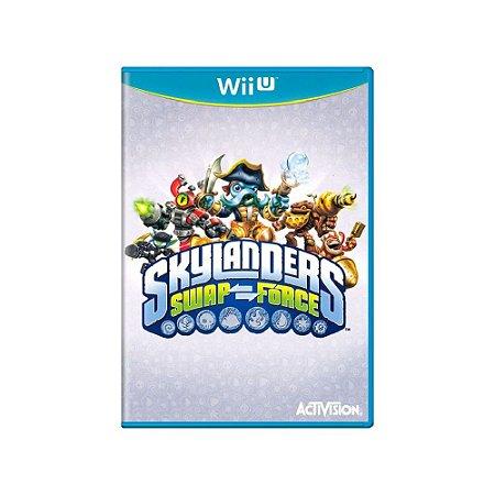 Skylanders Swap Force - Usado - Wii U