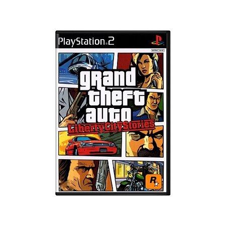 Grand Theft Auto Liberty City Stories (GTA) - Usado - PS2