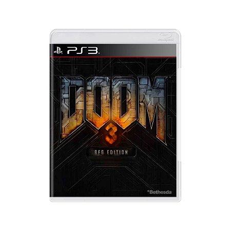 Doom 3 (BFG Edition) - Usado - PS3