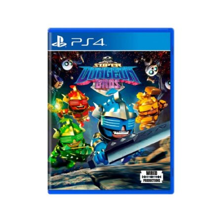 Super Dungeon Bros - Usado - PS4