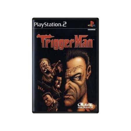 Trigger Man - Usado - PS2