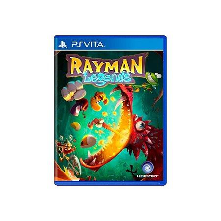 Rayman Legends (Sem capa) - Usado - PS Vita