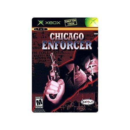 Chicago Enforcer - Usado - Xbox