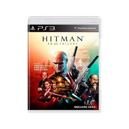 Hitman HD Trilogy - Usado - PS3