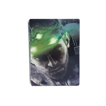 Tom Clancy's Splinter Cell Blacklist Steelbook - Usado - PS3