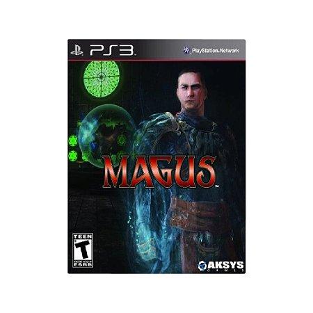 Magus - Usado - PS3