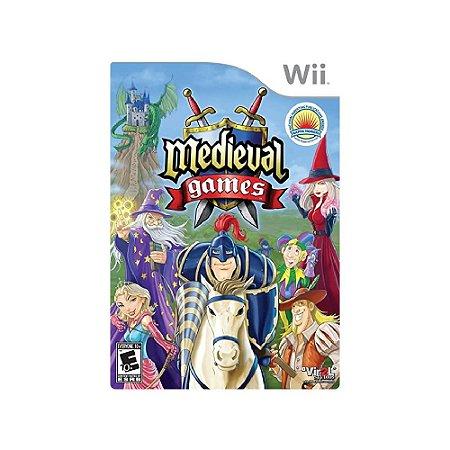 Medieval Games - Usado - Wii