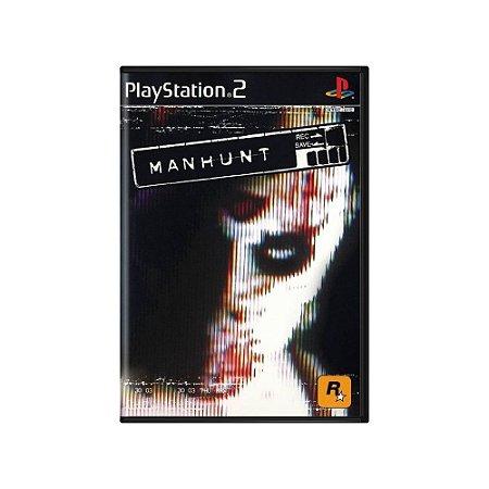 Manhunt - Usado - PS2