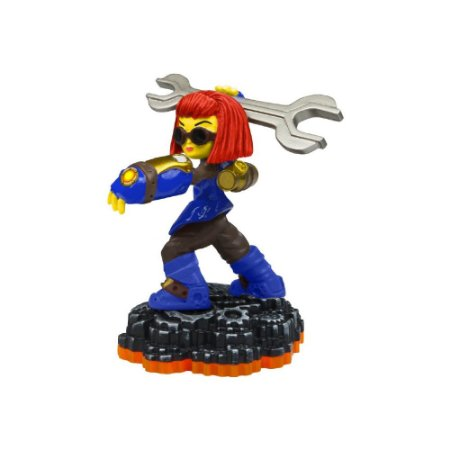Boneco Skylanders Giants: Sprocket - Usado