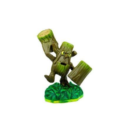 Boneco Skylanders Spyro's Adventure: Stump Smash - Usado