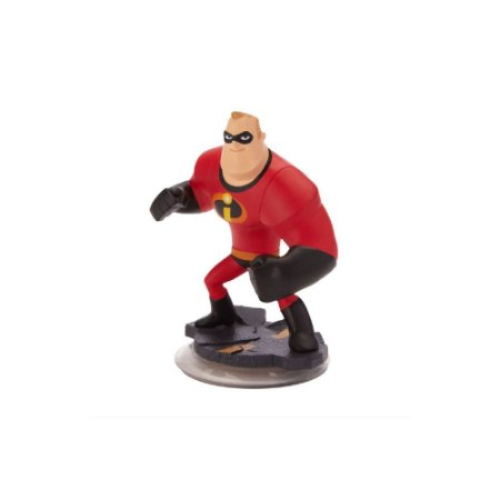 Boneco Disney infinity: Sr. Incrível - Usado