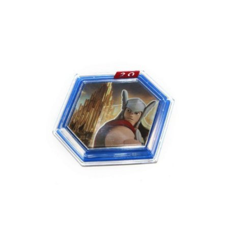 Disco Hexagonal Disney Infinity 2.0 Thor - Usado