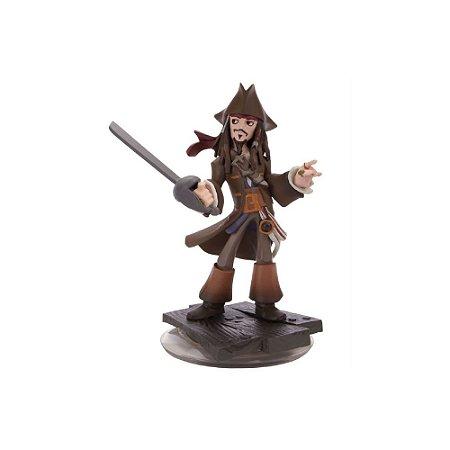Boneco Disney infinity: Jack Sparrow - Usado
