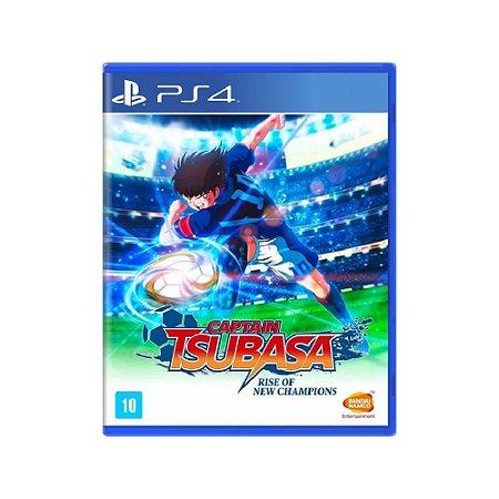 Captain Tsubasa: Rise of New Champions - Usado - PS4
