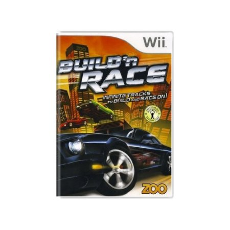 Build 'n Race - Usado - Wii