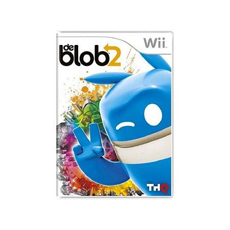 De Blob 2 - Usado - Wii
