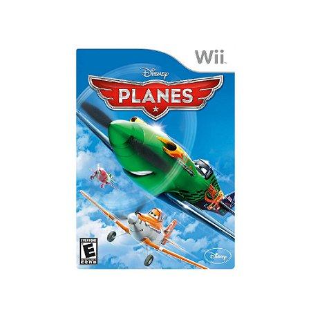 Disney Planes - Usado - Wii