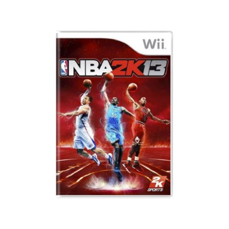 NBA 2K13 - Usado - Wii