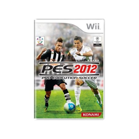Pro Evolution Soccer 2012 (PES 2012) - Usado - Wii