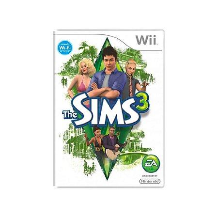 The Sims 3 - Usado - Wii
