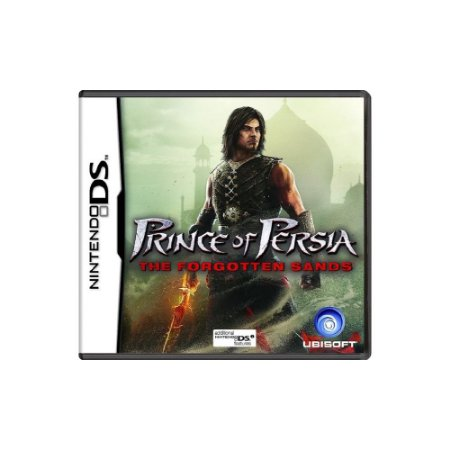 Prince of Persia: The Forgotten Sands - Usado - DS