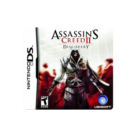Assassin's Creed II Discovery - Usado - DS