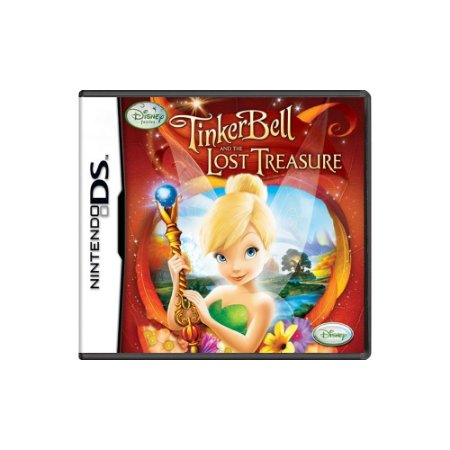 TinkerBell and The Lost Treasure (Sem capa) - Usado - DS