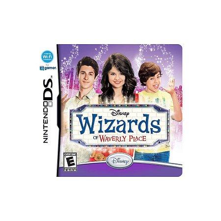 Wizards Of Waverly Place (Sem capa) - Usado - DS