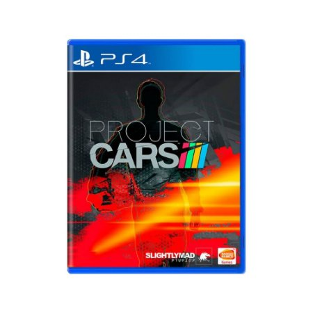 Project Cars - Usado - PS4